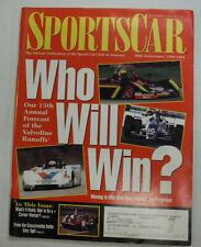 Sportscar Magazine 15th Annual Valvoline Runoffs October 1994 051115R