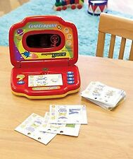 """My First Quiz Kid Computer """"New In Box"""" Ages 18 months and up Lights & Sounds"""