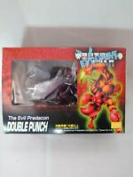 Transformers DOUBLE PUNCH Botcon Japan 98 Used