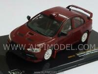 Mitsubishi Lancer Evo X Group N WRC Rally Edition 2007 Red 1:43 IXO MOC114
