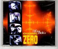 (HJ127) Channel Zero, Suck My Energy - 1994 sealed CD