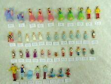 DISNEY  POLLY POCKET Personnage CENDRILLON BLANCHE NEIGE figurine au choix -