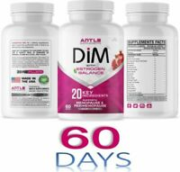 Menopause Relief,Dim Supplement,Hot Flash,Hormone Estrogen Balance,PCOS Blocker