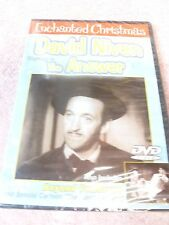 Enchanted Christmas:The Answer & Including Beyond Tomorrow David Niven NEW DVD