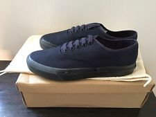 RRL Norfolk Sneakers Indigo Dyed   Size 11 NWT Ralph Lauren Polo