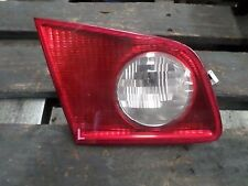 Nissan stagea tail light L/H boot one 2003 M35