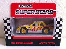 Matchbox Super Stars - Voiture Racing Nascar n° 87 Texas Pete (Ltd ed. - 1/64)