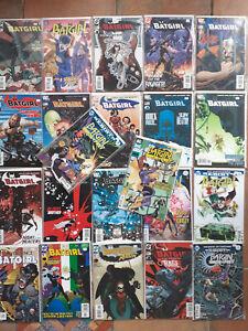 BATGIRL BUNDLE DC COMICS, EX-COMIC STORE STOCK, BARGAIN!