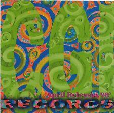Allen & Allen Terry Garmon - April Releases Gospel CD CGI Records 1998