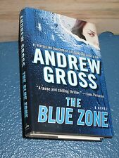 The Blue Zone by Andrew Gross HC/DJ BCE FREE SHIPPING 9780061143403