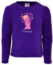 Vêtements pulls violette pour fille de 2 à 16 ans