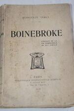 DOUAI-BOINEBROKE DRAPIER TISSERAND-VERLY 1908 NORD