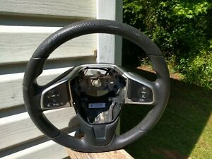 2017 2018 2019 Honda Civic Steering Wheel Leather