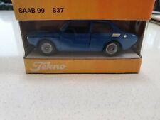 Tekno 837 Saab 99 Vintage Model In Original Box