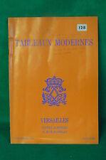 catalogue vente enchères VERSAILLES Tableaux modernes + liste prix de vente (25)