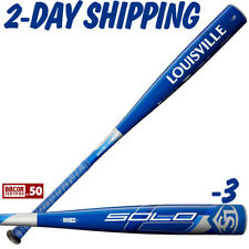 "2020 Louisville Slugger SOLO BBCOR 31"" / 28 oz. Baseball Bat -*2-DAY SHIP*"