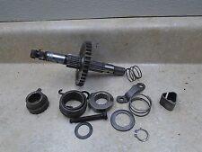 Honda 250 XR XR250R XR250-R Used Engine Kickstarter Spindle Shaft 1982 HB273