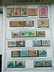 EARLY LOT FRANCE VIETNAM VF MLH WK34.22 $0.99
