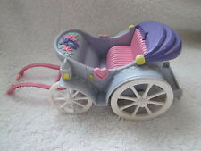 FISHER PRICE Sweet Streets HORSE CARRIAGE for PARK SET Replacement Piece Rare