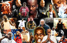 DMX Collage Poster