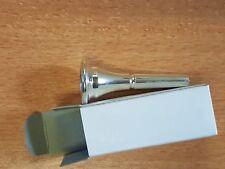 French Horn Mouthpiece Plaqué Argent Alliage-Great sound par Patrick Embouts