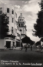 * COLOMBIA - Cucuta - Un aspecto de la 5a Avenida (Foto Arenas) 1956