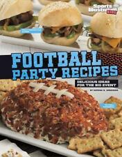 Football Party Recipes: Delicious Ideas for the Big Event (Football-ExLibrary