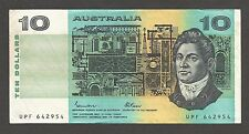 Australia 10 Dollars N.D. (1985); VF+; P-45e; L-B213f; Church; Poet