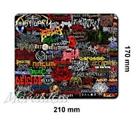 Calavera, Skull, Death Metal  - Alfombra de raton, Alfombrilla, Mouse pad, Mat