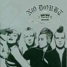 NO DOUBT, THE SINGLES 1992-2003, CD