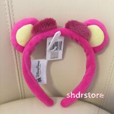 SHDR lotso bear toy story minnie ear Headband Shanghai Disneyland Disney Park