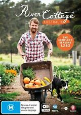 River Cottage Australia: The Complete Seasons 1, 2 & 3 NEW R4 DVD