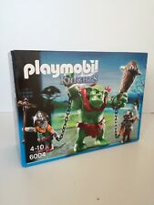 Playmobil 6004 *NEW* - Knights Drawf guards with Troll (MISB, NRFB, OVP)