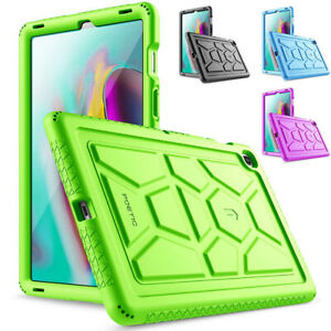 Made with Kid-Friendly For Galaxy Tab S5E 10.5 Tablet Case [Washable Silicone]