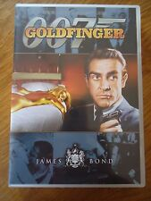 DVD * GOLDFINGER * SEAN CONNERY JAMES BOND 007 collection