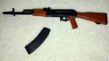 ☆ NEUF ☆ échelle 1/6th AK74 russes avec amovible MAGAZINE MSW2