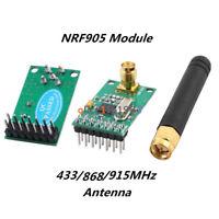 NRF905(PTR8000+) Wireless Transceiver Module Transmission+Antenna 433/868/915MHz