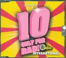 Only For Radio Ottobre 2007 - Santana/Aguilera/Jennifer Lopez/Imbruglia Promo Cd
