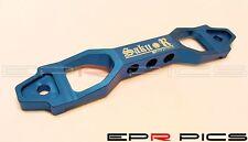 Abrazadera De Batería R Saku * Azul * Grande * Honda Nissan Toyota Mazda Suzuki Mitsubishi