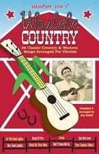 Jumpin' Jim's Ukulele Country Sheet Music Ukulele NEW 000695898