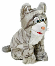 Silly Puppets Kitty Puppet Gray Color 14 inch Puppet