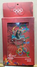 RARE 2008 BEIJING COCA COLA COKE ATHLETES OLYMPIC PIN