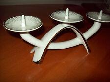 Porcelane Kerzenhalter Kerzenständer Kerzenleuchter von Alka Kunst
