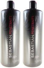 Sebastian - Penetraitt Repair Shampoo 33oz [PACK OF 2!]