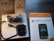 New listing Oakcastle Mp100 Mp3 Player