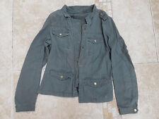Atmosphere Green Jacket, Camo Green Coat, Green Jacket, Size UK 10