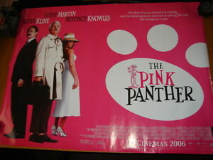 PINK PANTHER OFFICIAL MOVIE POSTER