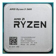 AMD Ryzen 5 2600 R5 2600 3.4 GHz Six-Core Twelve-Core 65W CPU Processor AM4
