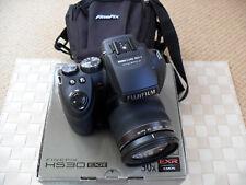 Fuji FinePix HS30EXR 16MP Digital Camera with Huge 30x Zoom