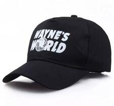 Wayne's World Baseball Cap Adjustable Unisex Hat
